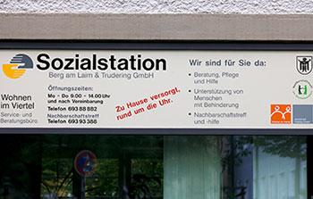 Sozialstaton Obergiesing - WOHNEN IM VIERTEL