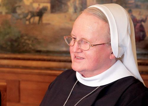 Schwester Mechtild