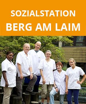 Sozialstation Berg am Laim