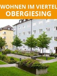 WOHNEN IM VIERTEL - Obergiesing
