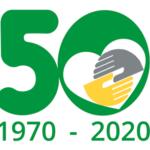 Logo Jubiläum Sozialstation