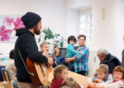 kinder singen mit senioren sozialstation berg am laim und trudering